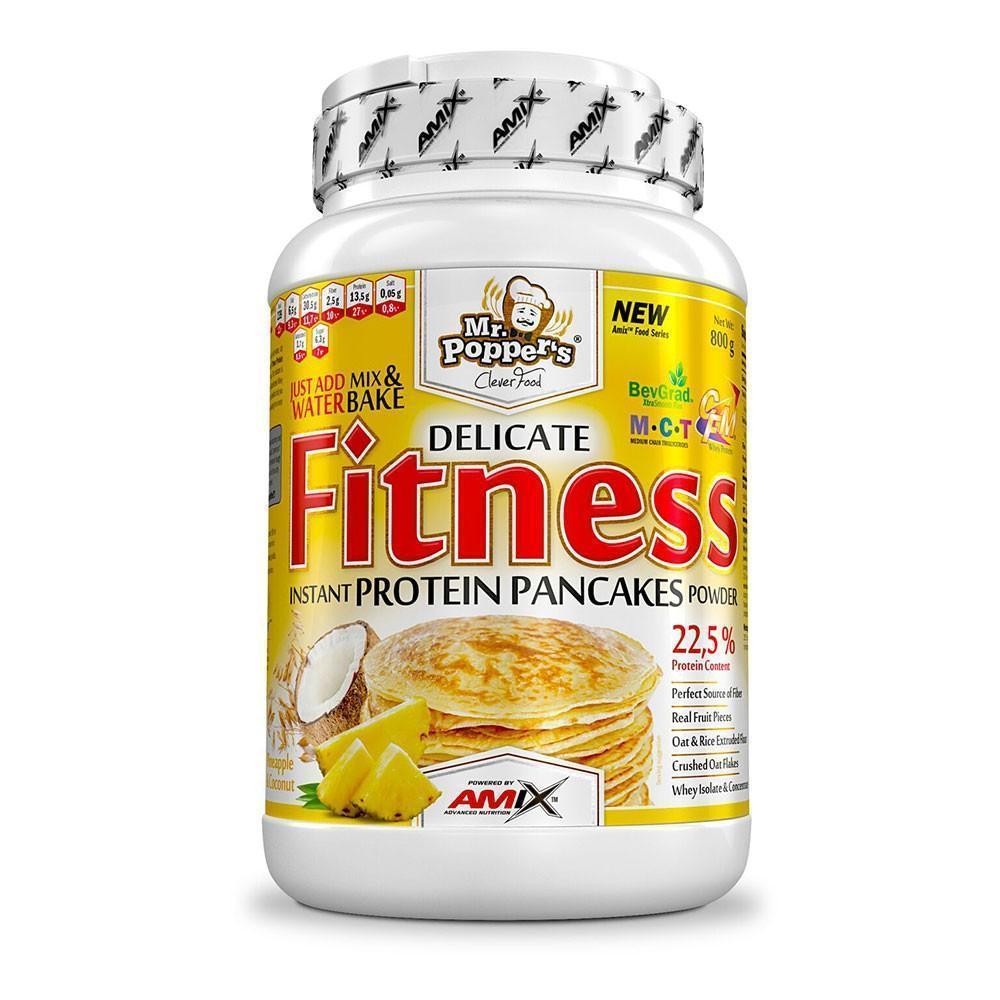 obrázek Amix Mr. Popper's® Fitness Protein Pancakes AMFPP