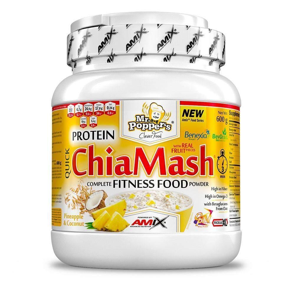 obrázek Amix Mr. Popper's® Protein ChiaMash® AMCHM