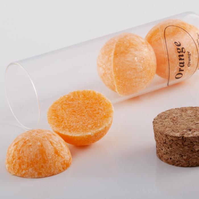 obrázek Vonné vosky do aromalampy Kerzenfarm - pomeranč bio-6202