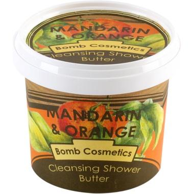 obrázek Sprchový krém Bomb Cosmetics Mandarinka a pomeranč 5727