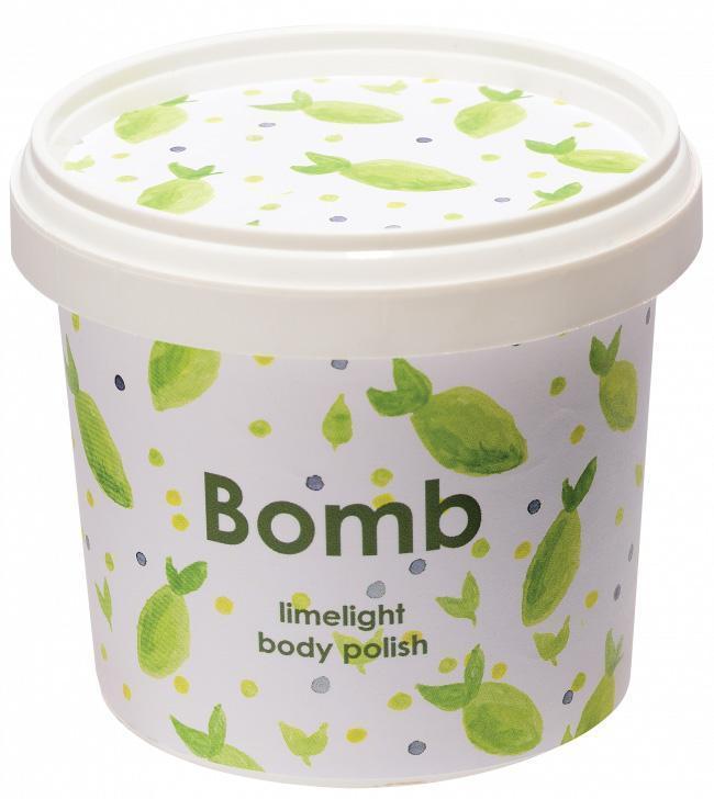 obrázek Tělový peeling Bomb Cosmetics Limetka 8036