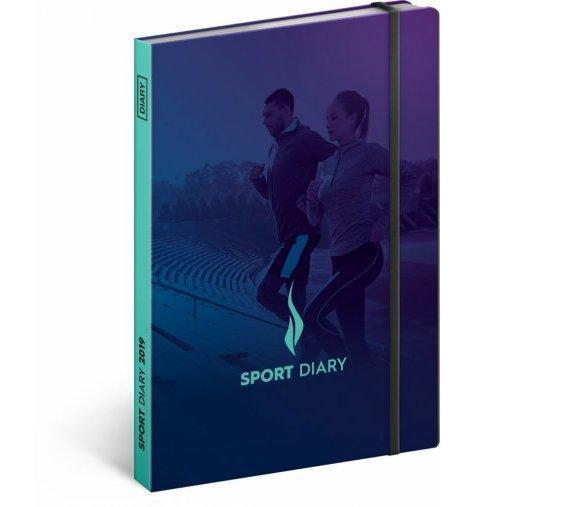 obrázek Sportovní diář 2019 sport-diary-2019