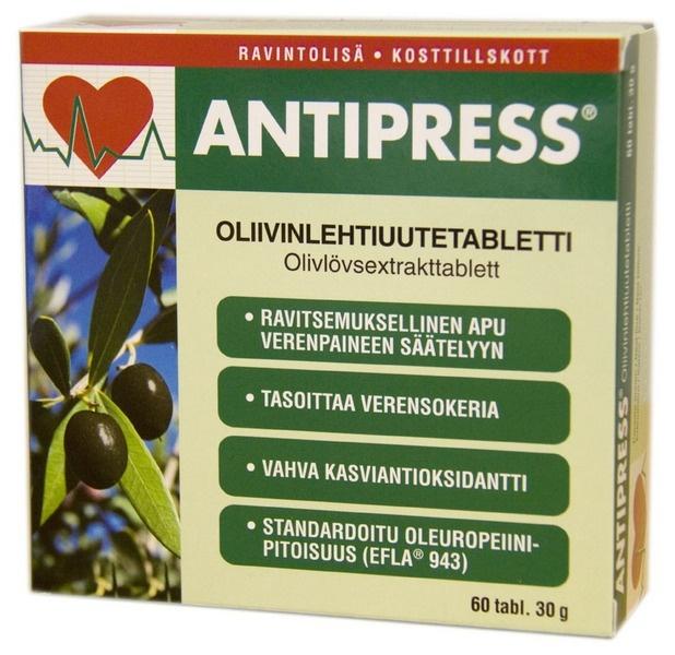 obrázek Finclub Olivetabs 60 tablet - výtažek z listů olivovníku 300133