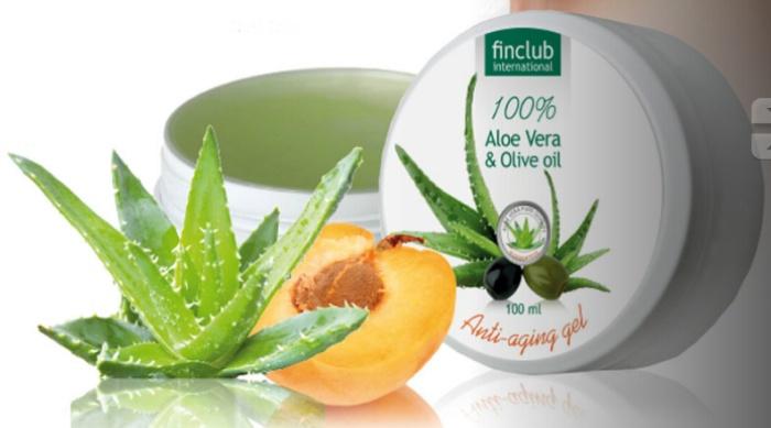obrázek Aloe Vera AA gel - proti vráskám a projevům stárnutí  801101
