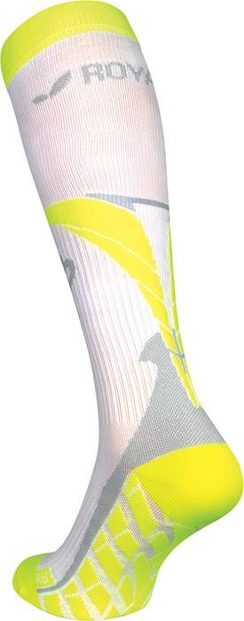 obrázek Kompresní podkolenky ROYAL BAY® Air - bílá/žlutá air-0188