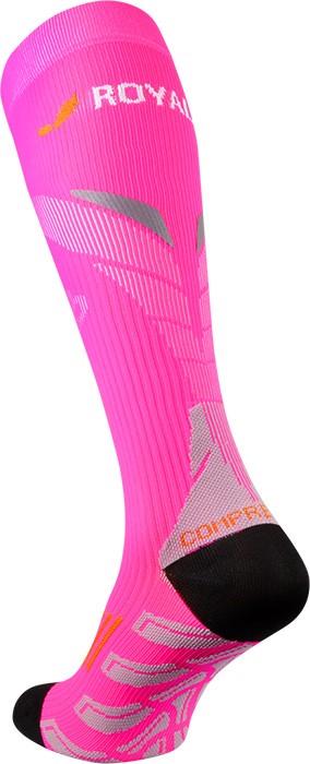 obrázek Kompresní podkolenky ROYAL BAY® Neon 2.0 - růžová neon-2.0-3099