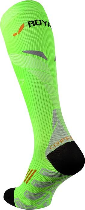 obrázek Kompresní podkolenky ROYAL BAY® Neon 2.0 - zelená neon-2.0-6099