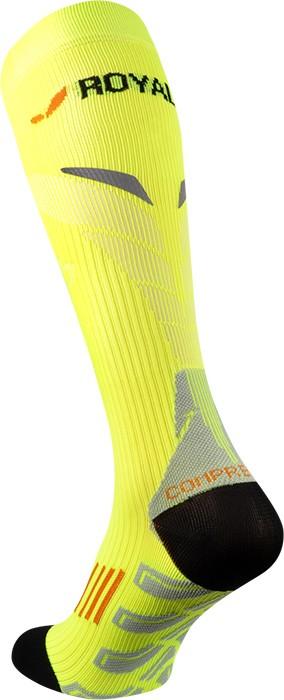 obrázek Kompresní podkolenky ROYAL BAY® Neon 2.0 - žlutá neon-2.0-1099
