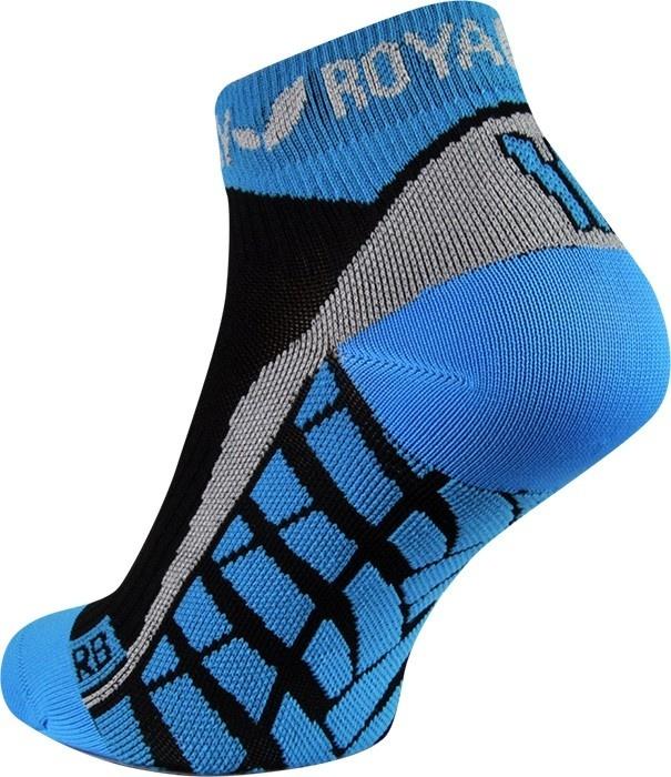 obrázek Sportovní ponožky ROYAL BAY® Air LOW-CUT - černá/modrá air-low-cut-9588