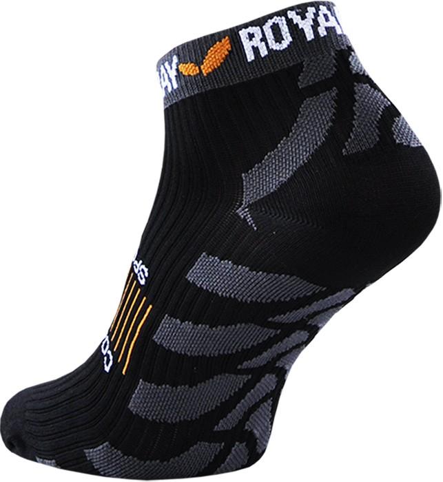 obrázek Sportovní ponožky ROYAL BAY® Classic LOW-CUT - černá classic-low-cut-9999