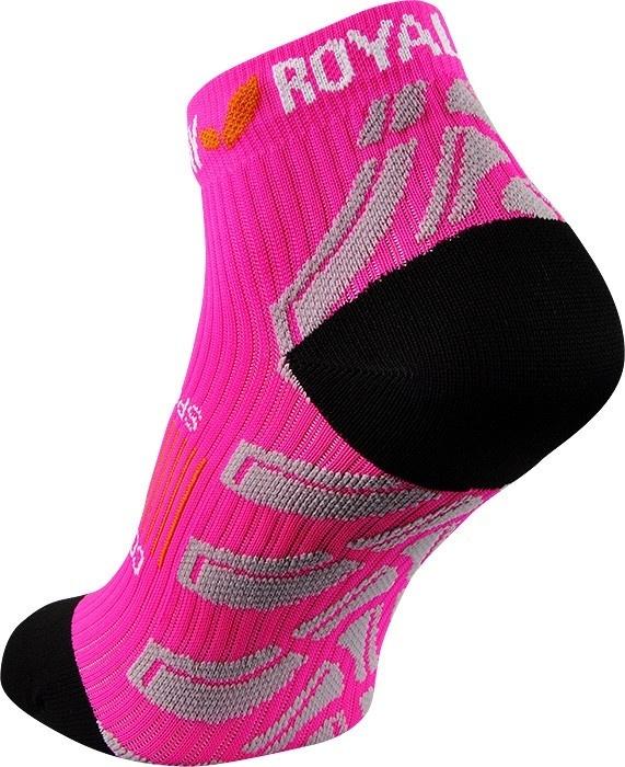 obrázek Sportovní ponožky ROYAL BAY® Neon LOW-CUT - růžová neon-low-cut-3099
