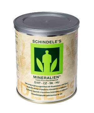 obrázek Schindeleho minerály - 500 kapslí schin002