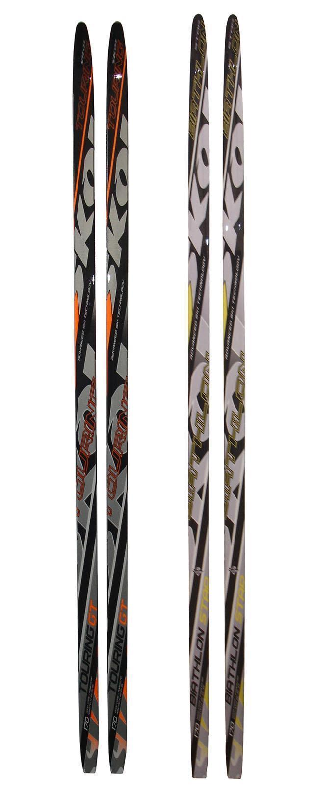 obrázek Běžecké lyže Skol Planet - se šupinami 05-LST1-supiny
