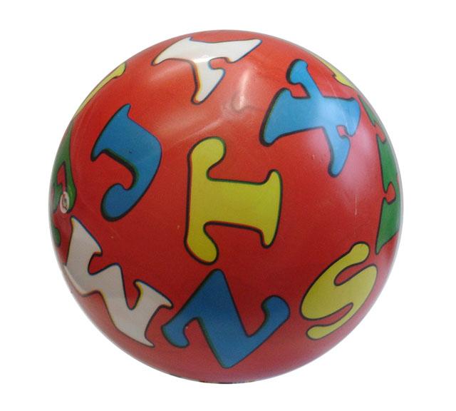 obrázek Gumový míč pro děti 04-06