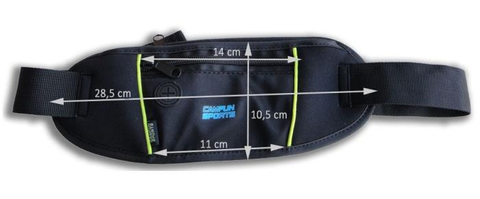 obrázek Sportovní ledvinka s kapsičkou 05-JXD12